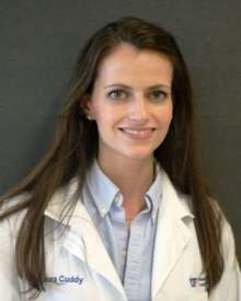 Surgery resident honored by professional association