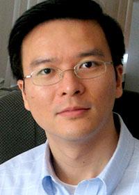 photograph of Dr. Liang Zhou